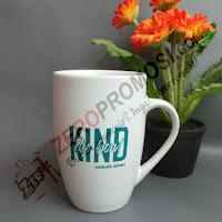 Mug Keramik full putih
