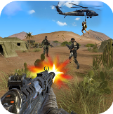 Download Army Sniper Desert 3D Shooter Android Game