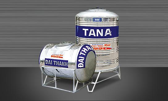 Nhà phân phối sản phẩm bồn nước inox chất lượng nhất Buôn Ma Thuột