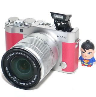 Kamera Fujifilm XA3 Second Di Malang
