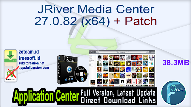 JRiver Media Center 27.0.82 (x64) + Patch_ ZcTeam.id