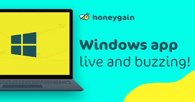 Kiếm tiền tự động bằng Honeygain 2021