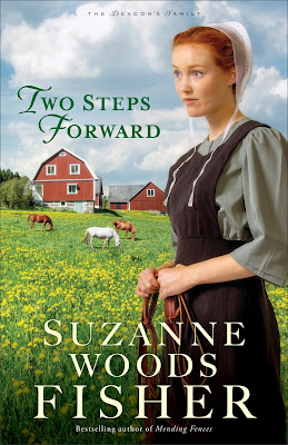 Two Steps Forward (The Deacon's Family #3) by Suzanne Woods Fisher