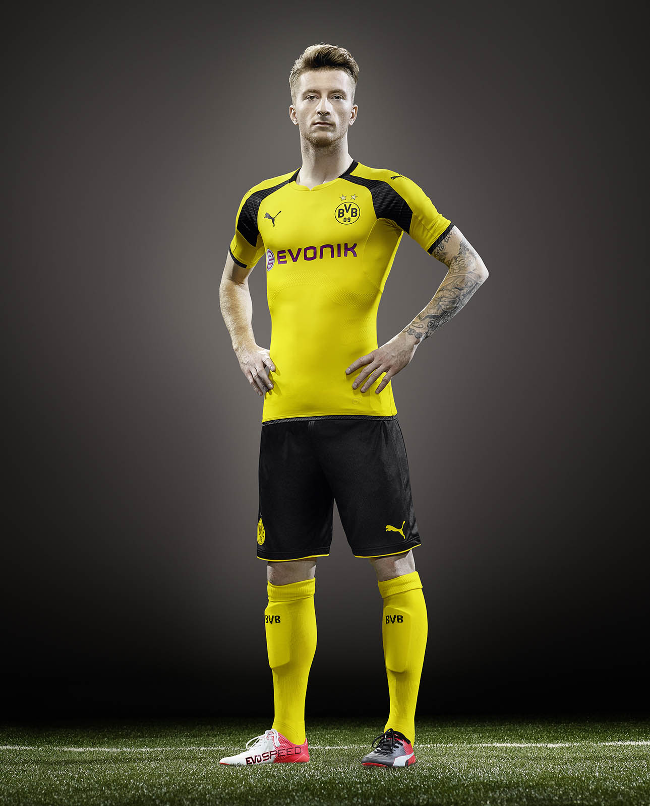borussia dortmund 1617 champions league kit released