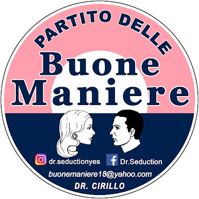 Buone Maniere Dr Cirillo 2021 Roma