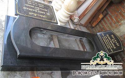 Model Kuburan Batu Granit, Contoh Pusara Bahan Granit