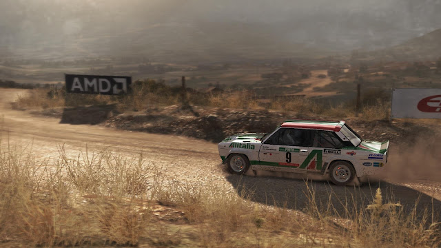 Dirt Rally Download Mods FIAT 131 ABARTH ALITALIA W. RÖHRL Skins