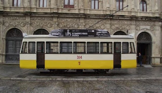 Old tram brought back to life