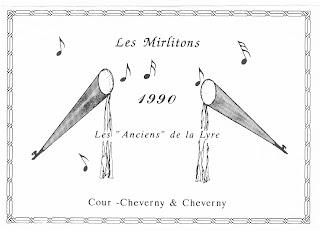 Les Mirlitons de Cour-Cheverny