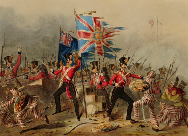 The Battle of Amoy was fought between British and Chinese forces in Amoy (Xiamen), China, on 26 August 1841, during the First Opium War