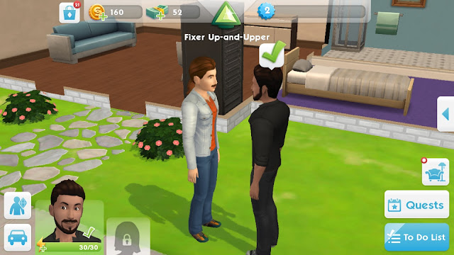 The Sims Mobile | Socializing | For Gamers Like Me