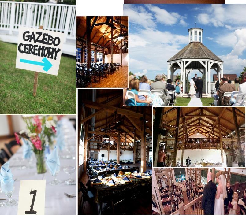 Byron Colby Barn Wedding: Wedding From Scratch: Byron Colby Barn