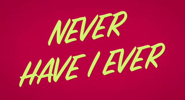 Eu nunca netflix