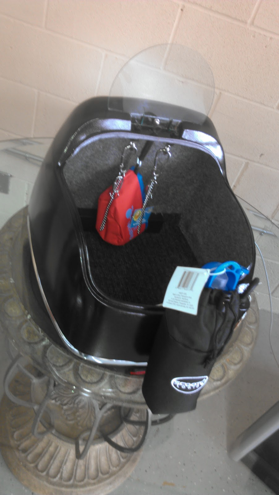 Dog Carriers For Motorcycles OPTION LARGE SIZE PET