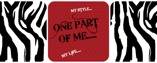 # Liebster Blog Awards ~ One part of me...