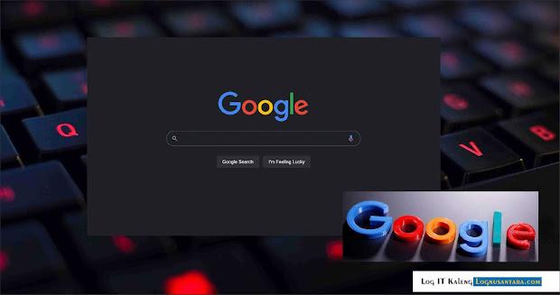 Mode Gelap Pada Google Search Untuk Pengguna Desktop