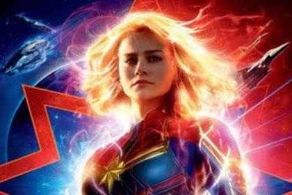 3 Kekuatan Captain Marvel yang Digadang-gadang Bisa Membantu Avengers Ketika Melawan Thanos di Endgame [Review Captain Marvel Ala Mak Kinan]