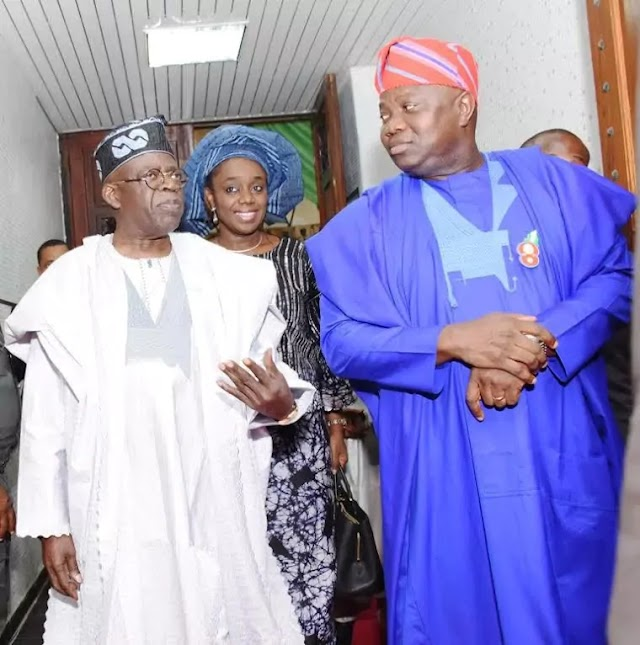 Tinubu reveals what Nigerians must do to be great