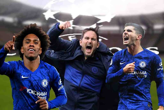 THE RACE IS ON - How Chelsea, Man-United and Leicester will end up for Champions League.
