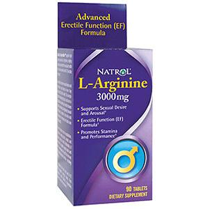 L- Aginine 300mg - Sản phẩm tăng cường sinh lý