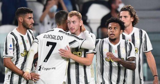 تقرير مباراة يوفنتوس أمام سامبدوريا الدوري الايطالي