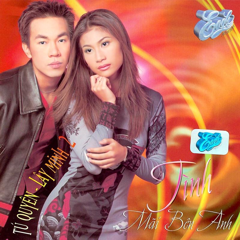 Eagle CD - Tú Quyên, Lây Minh - Tình Mãi Bên Anh (NRG)
