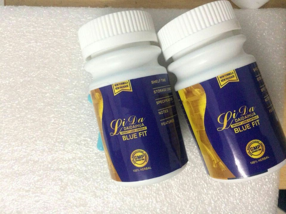 Lida Daidaihua Plus Slimming Capsules Weight Loss Pills Wholesale