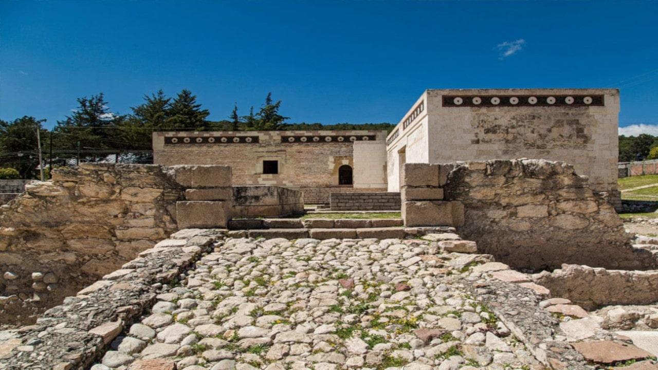 arquitectura de la cultura mixteca de mitla