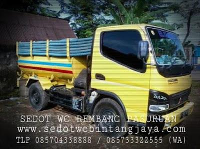 SEDOT WC REMBANG PASURUAN 085733322555