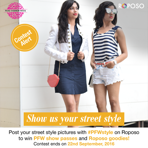 From cutting-edge styles to fresh fashion, fashionistas catch all the new trends from Pune Fashion Week exclusively on Roposo