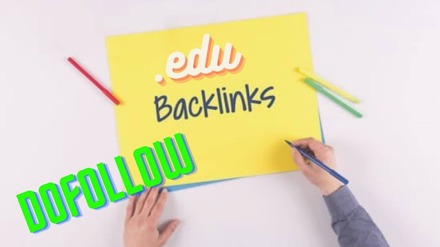 Edu Backlink Site List Instant Approval