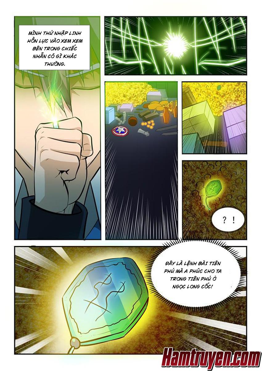 Bách Luyện Thành Thần chap 201 - Trang 5