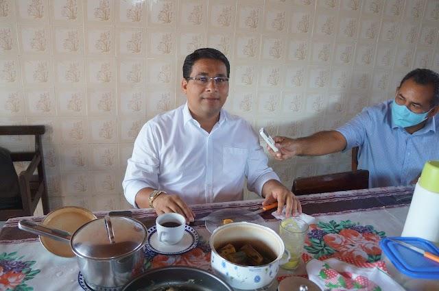 Entrevista: prefeito de Acajutiba fala sobre 100 dias de gestão, combate ao Covid-19 e projeções para o futuro político