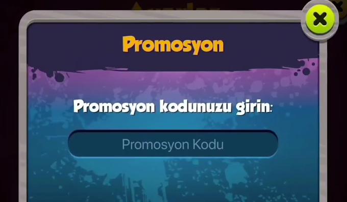 Online Kafa Topu 400K Değerinde Promo Kodları Nisan 2018