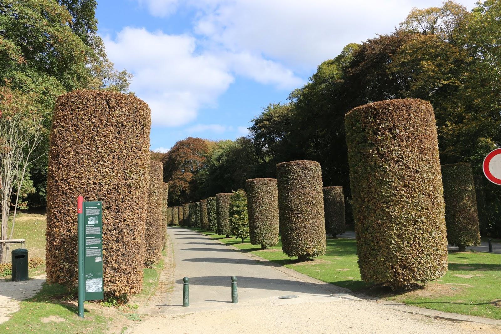 Parc D'Osseghem Brussels