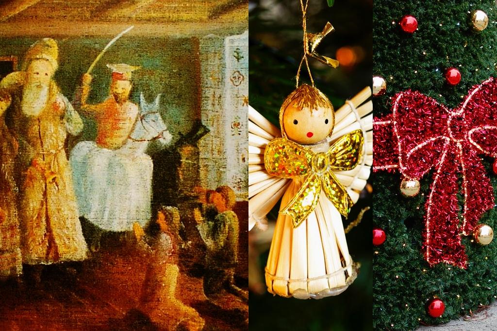 Szemel i byśki | Zwyczaje bożonarodzeniowe i noworoczne na Warmii