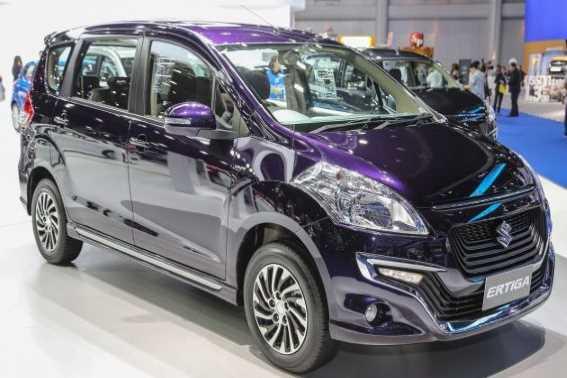 Suzuki Ertiga Mobil Keluarga yang Nyaman dan Berkualitas