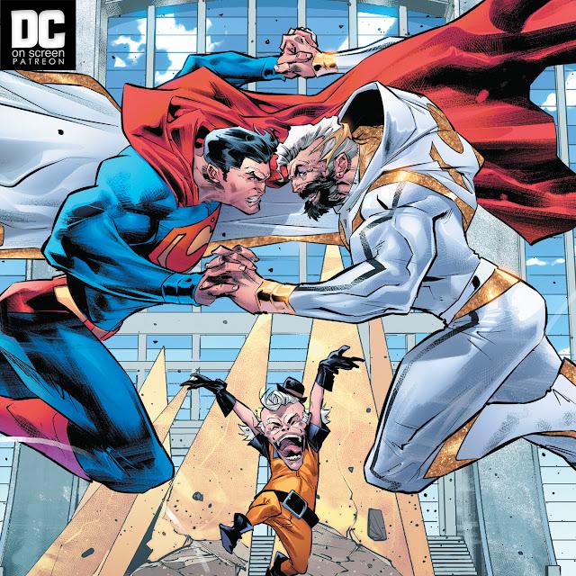 Superman vs Superman Justice League #20