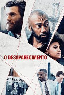 Capa filme O Desaparecimento Grátis