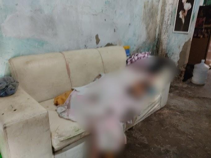 Mulher é encontrada sem vida dentro de residência no centro de Felipe Guerra