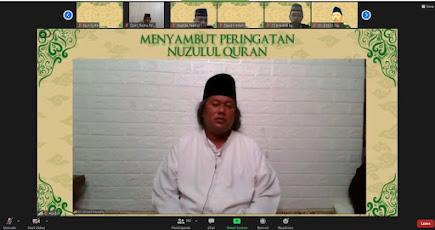 IMAN PKN STAN Sambut Nuzulul Quran Dengan Tablig Akbar