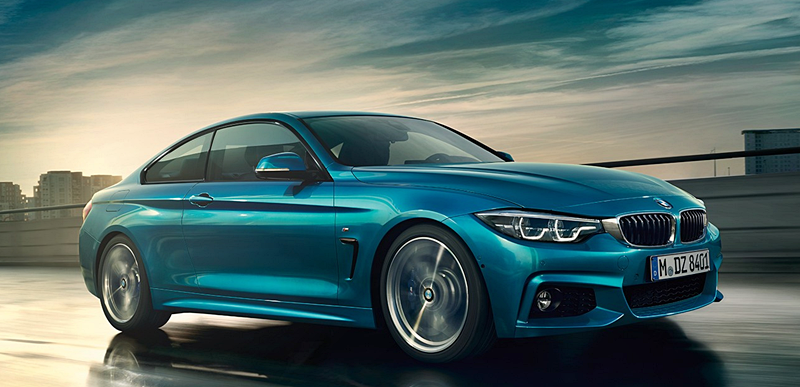 2018 BMW 4 Series Coupe Dynamic+ Review