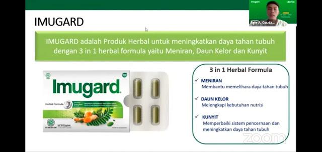 Obat herbal meningkatkan imunitas tubuh