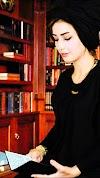 الكاتبة ضحى غالب للبيان : الكثير يلجأ إلى الكتب و الاطلاع ، و نشهد كُتّاباً بأعمارٍ صغيرةٍ حصدوا نجاحاً كبيراً