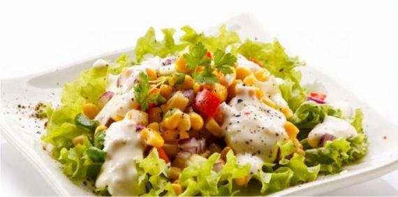 5 Cara Membuat Saus Salad Buah untuk Diet Anti Mainstream