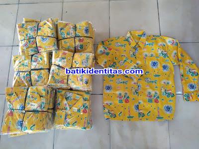 seragam batik SD
