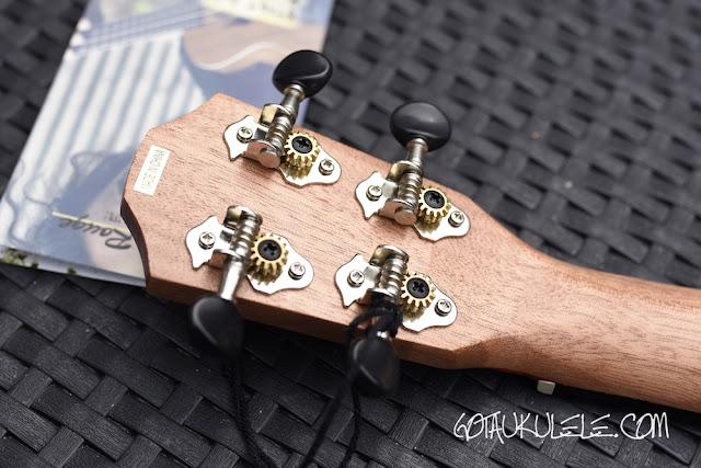 baton rouge v2-sw sun soprano ukulele tuners