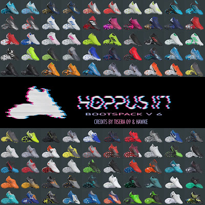 PES 2019 Bootpack 2019 V6 by Hoppus 117