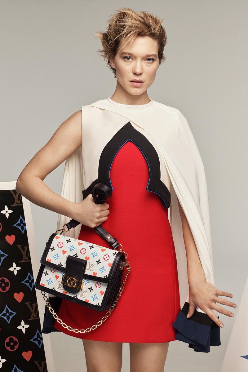 Louis Vuitton unveils cruise 2021 campaign.