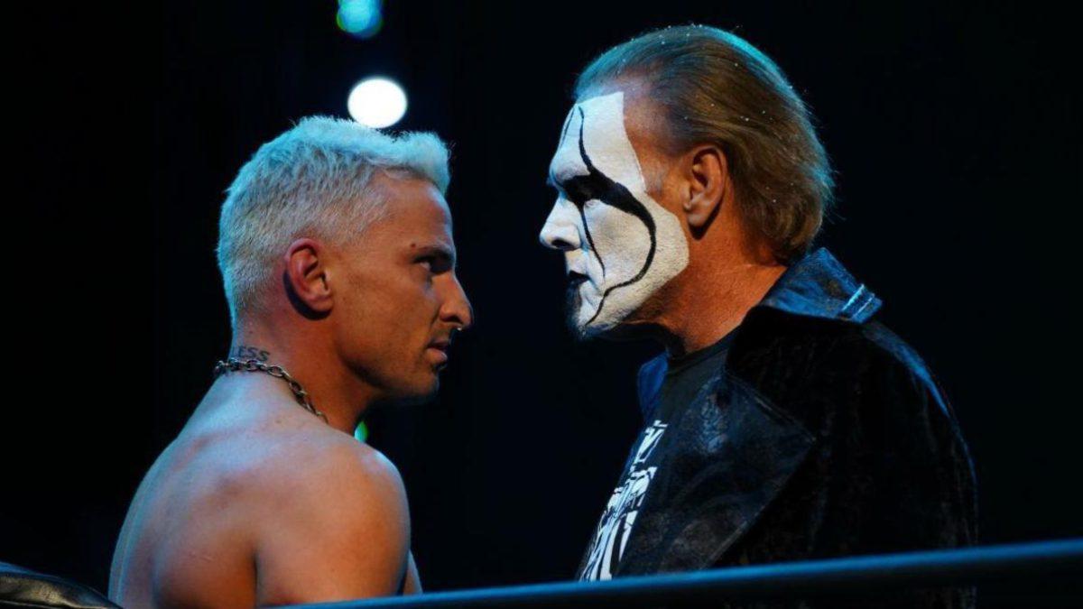Darby Allin e Sting foram parados por policiais 3 vezes durante gravação de segmento